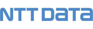 NTT-data logo