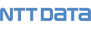 NTT-data logo