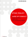 Code Of Conduct for Vermeg and all its Stakeholders-Etiquette