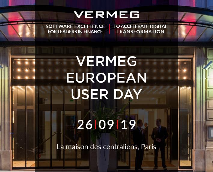 VERMEG EUROPEAN USER DAY