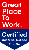 Certification greate place to work 2021